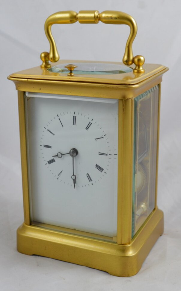 antique carriage clocks for sale