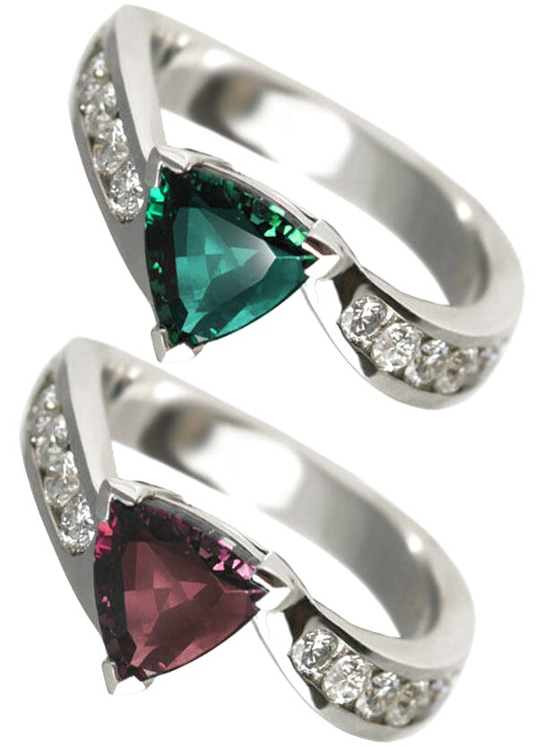 natural alexandrite jewelry for sale