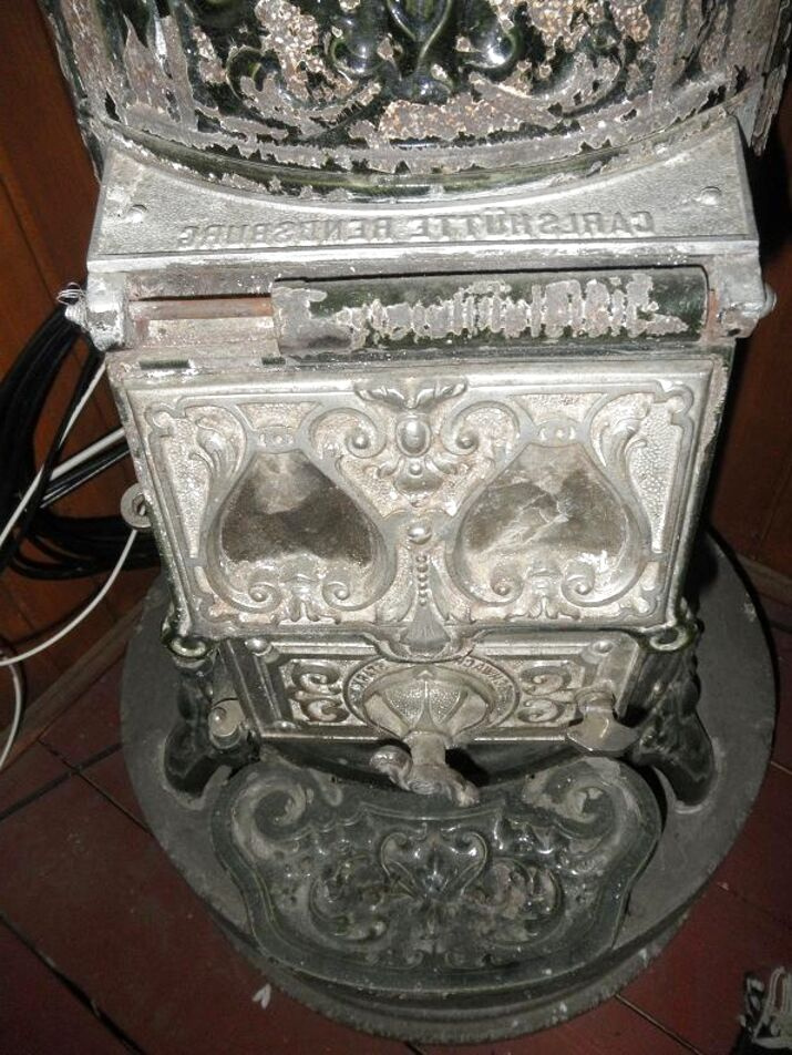 antique cast iron wood stove for sale