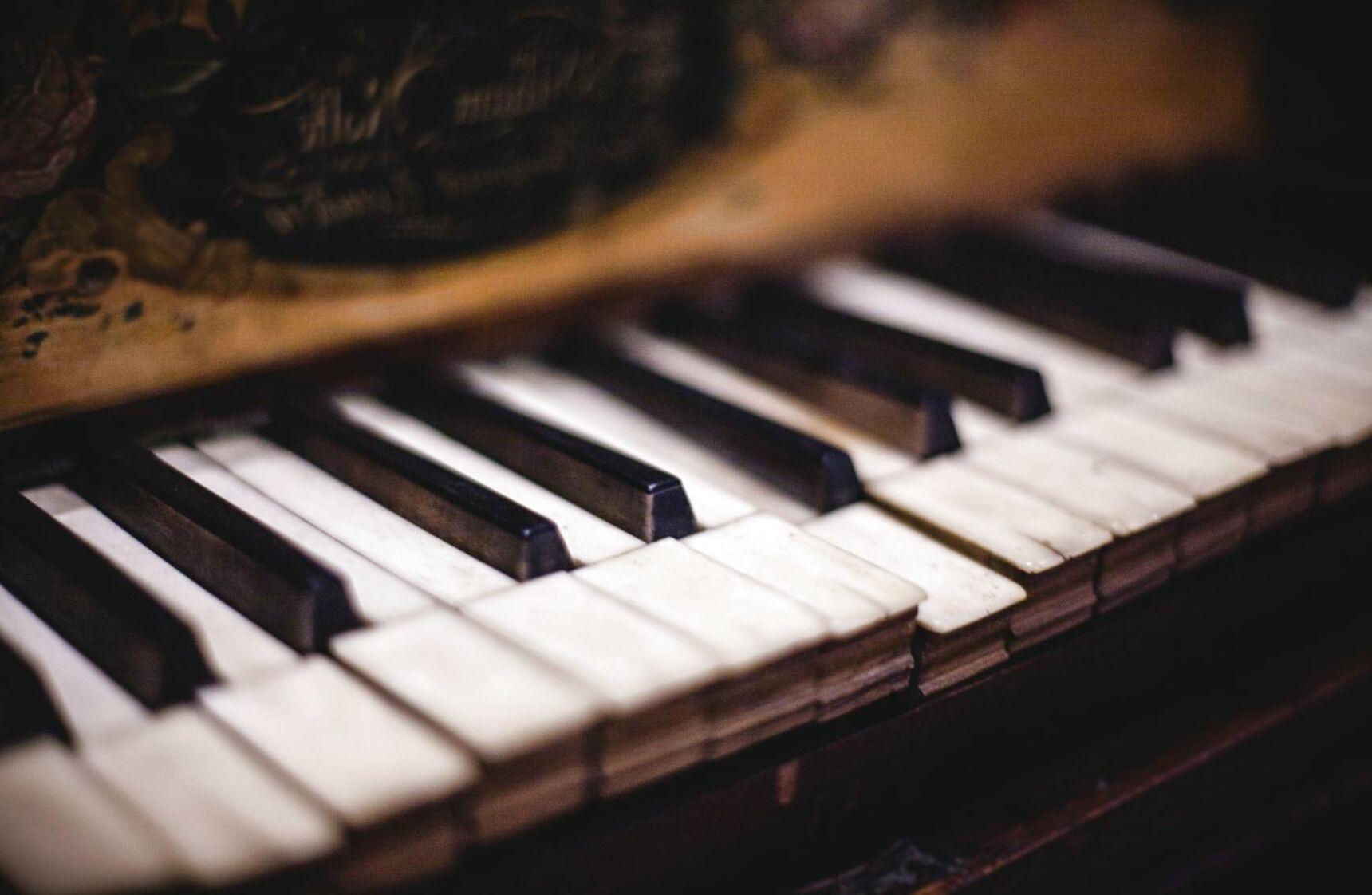 ivory piano keys for sale