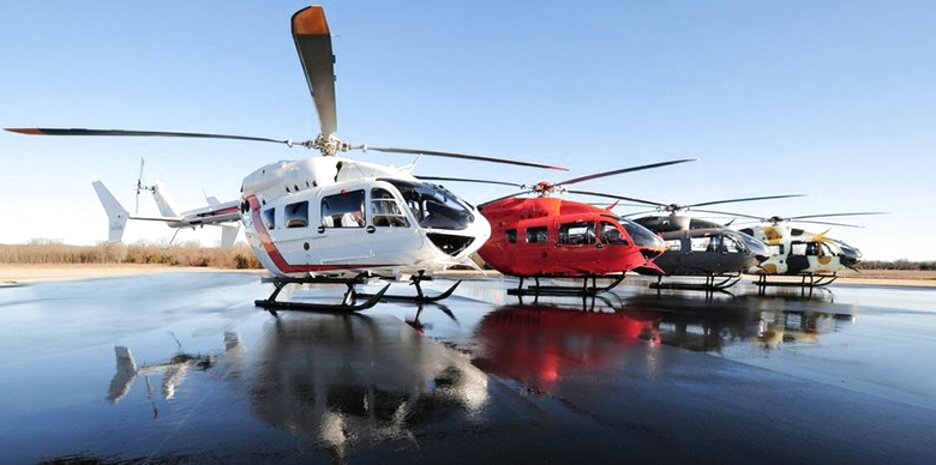 helicopter business for sale