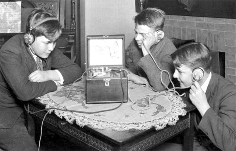 1920s radio for sale