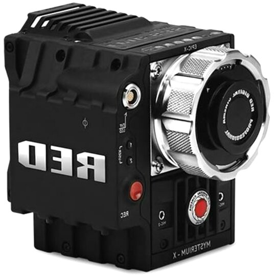 red epic camera for sale