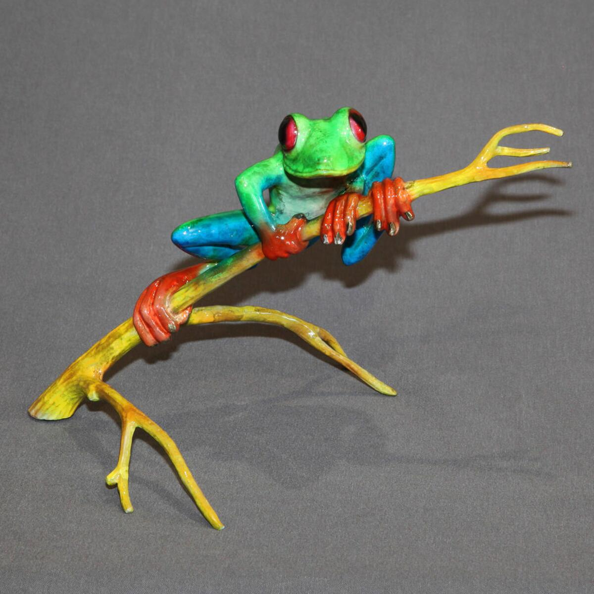 bronze frogs for sale