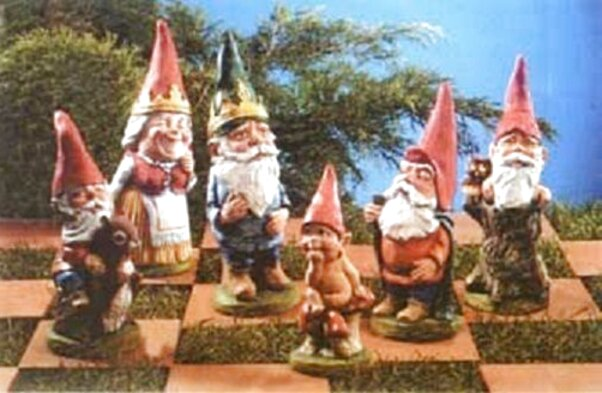 gnome molds for sale