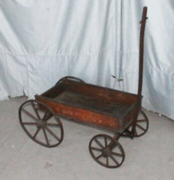 antique toy wagons for sale