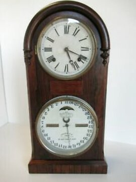 ithaca clock for sale