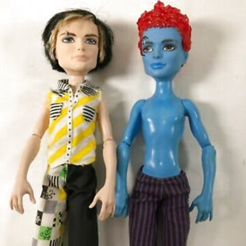 monster high boy dolls for sale