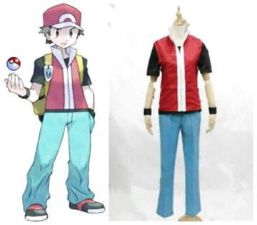 pokemon trainer costume for sale