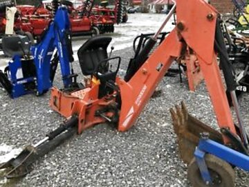 woods backhoe for sale