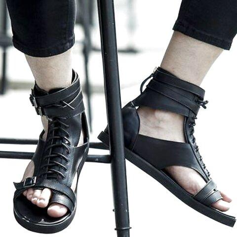 mens gladiator sandals for sale