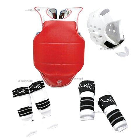 taekwondo protective gear for sale
