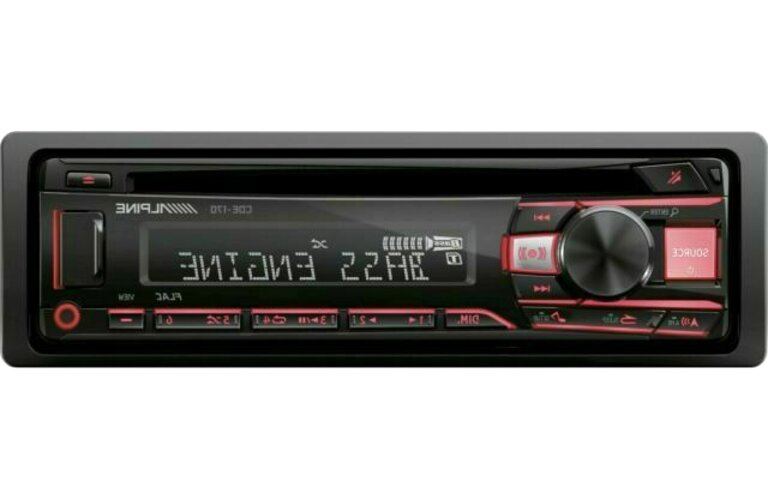 alpine stereo for sale