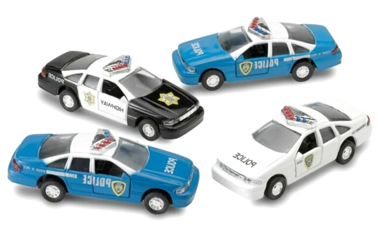 diecast police cars for sale