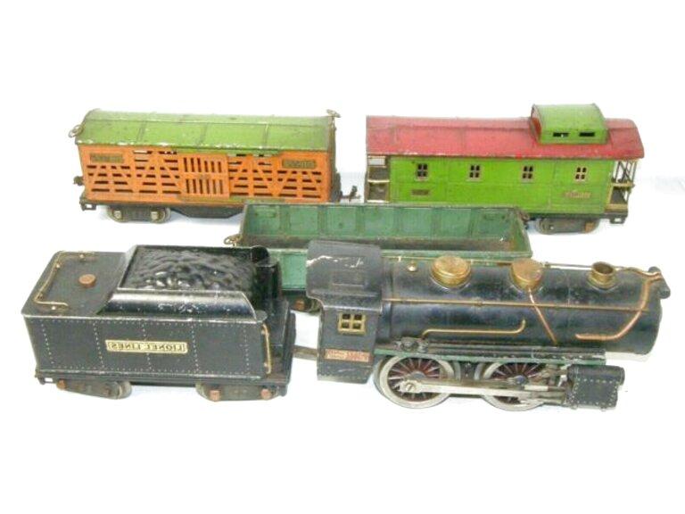 lionel standard gauge trains for sale