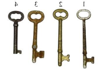 real skeleton keys for sale