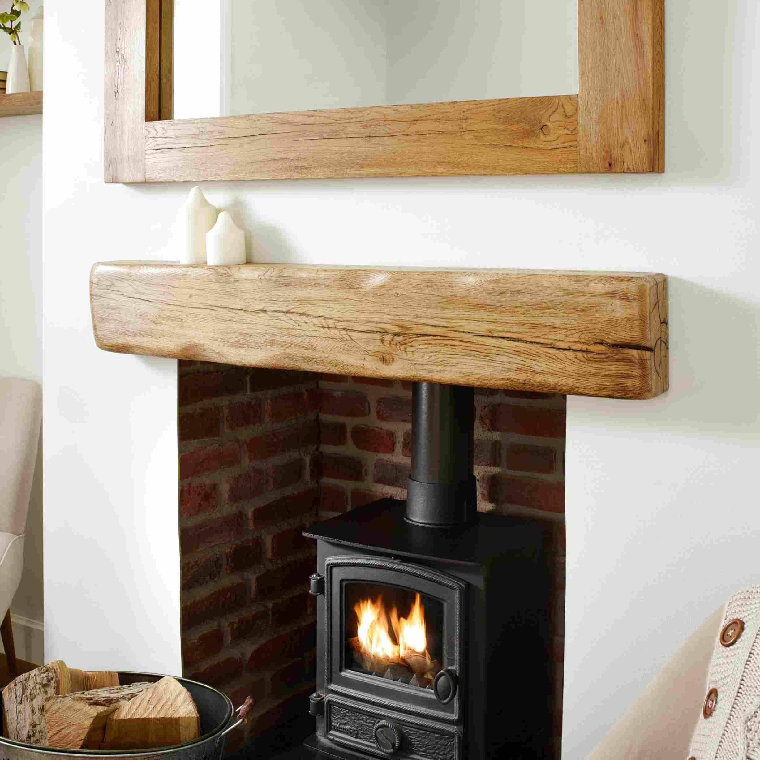 oak mantel for sale