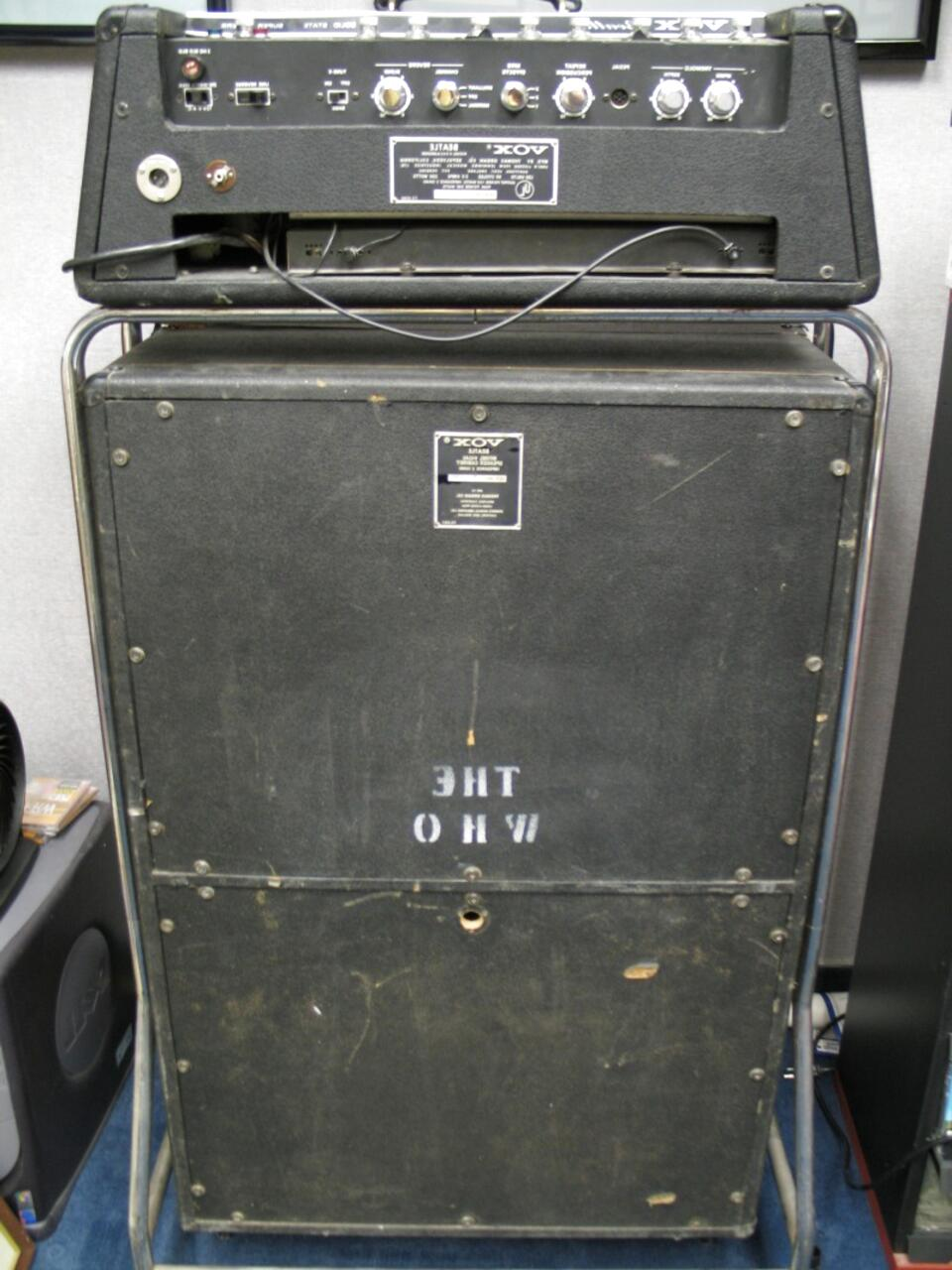 vox amplifiers for sale